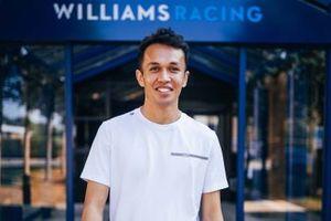 Alex Albon, Williams
