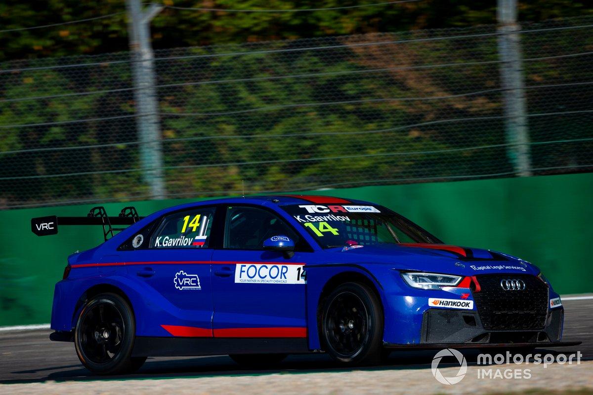 Klim Gavrilov, VRC Team, Audi RS 3 LMS TCR