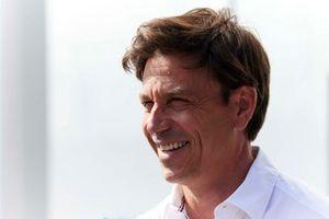 Toto Wolff, Team Principal e CEO, Mercedes AMG