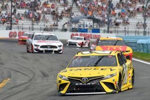 Christopher Bell, Joe Gibbs Racing, Toyota Camry STANLEY