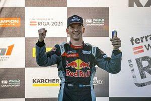 Podium : Timmy Hansen, Hansen World RX Team Peugeot 208