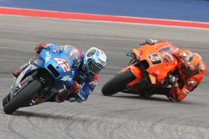 Alex Rins, Team Suzuki MotoGP, Danilo Petrucci, KTM Tech 3