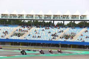Jonathan Rea, Kawasaki Racing Team WorldSBK, Toprak Razgatlioglu, PATA Yamaha WorldSBK Team, Michael Ruben Rinaldi, Aruba.It Racing - Ducati, Scott Redding, Aruba.It Racing - Ducati