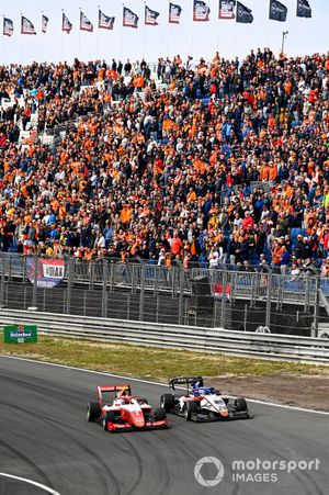 Arthur Leclerc, Prema Racing, Logan Sargeant, Charouz Racing System