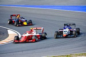 Arthur Leclerc, Prema Racing, Logan Sargeant, Charouz Racing System, Ayumu Iwasa, Hitech Grand Prix