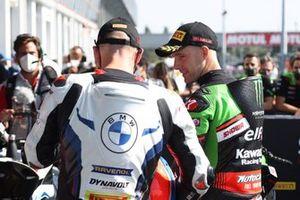 Tom Sykes, BMW Motorrad WorldSBK Team, Jonathan Rea, Kawasaki Racing Team WorldSBK