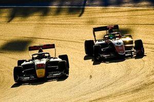 Jak Crawford, Hitech Grand Prix, David Schumacher, Trident