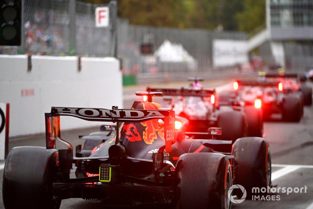 Max Verstappen, Red Bull Racing RB16B