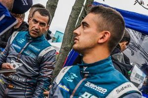 Mikel Azcona, Jordi Gené, Zengő Motorsport X CUPRA, Cupra e-Racer
