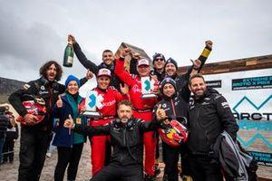 Laia Sanz, Carlos Sainz, Sainz XE Team and team members
