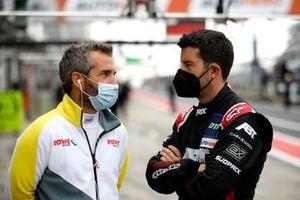 Timo Glock, ROWE Racing, Mike Rockenfeller, Abt Sportsline
