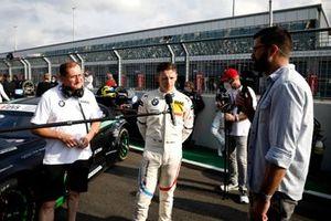 Torsten Schubert, #10 Schubert Motorsport BMW M6 GT3: Nick Yelloly
