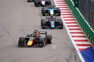 Liam Lawson, Hitech Grand Prix, Marcus Armstrong, Dams
