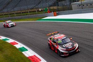 Viktor Davidovski, PSS Racing Team, Honda Civic Type R TCR
