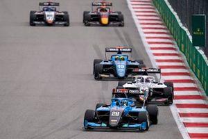 Filip Ugran, Jenzer Motorsport Amaury Cordeel, Campos Racing Tijmen Van Der Helm, MP Motorsport