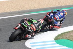 Toprak Razgatlioglu, PATA Yamaha WorldSBK Team, Jonathan Rea, Kawasaki Racing Team WorldSBK