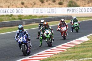 Jules Cluzel, GMT94 Yamaha, Philipp Öttl, Kawasaki Puccetti Racing