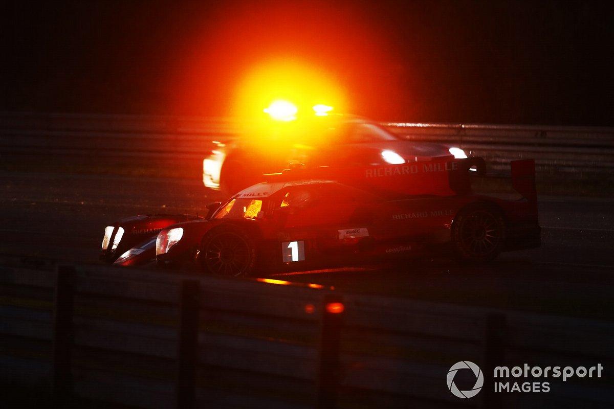 #1 Richard Mille Racing Team Oreca 07 - Gibson LMP2, Tatiana Calderón, Sophia Floersch, Beitske Visser
