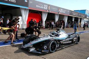 Champion Nyck de Vries, Mercedes-Benz EQ, Mercedes-Benz EQ Silver Arrow 02