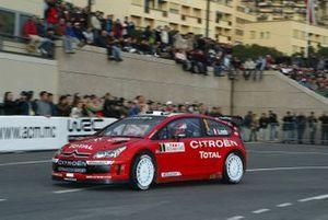 Sébastien Loeb y Daniel Elena, Citroën