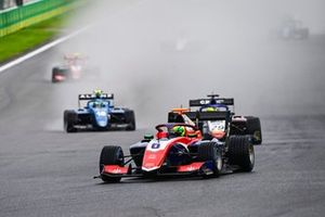 David Schumacher, Trident, Logan Sargeant, Charouz Racing System, en Caio Collet, MP Motorsport
