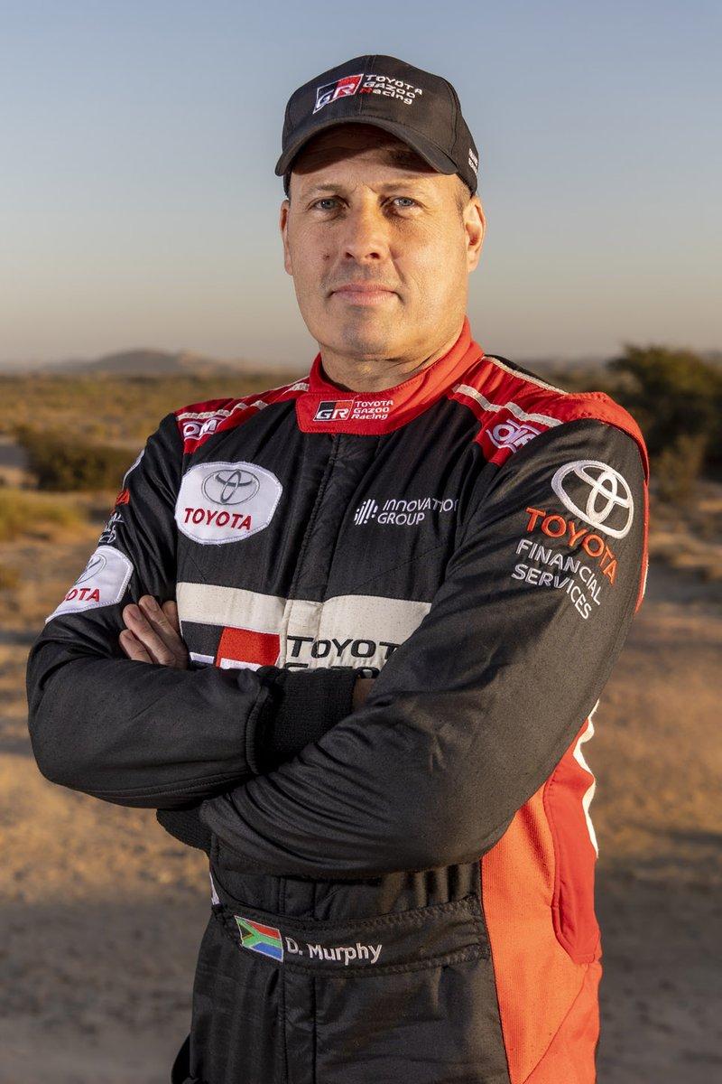 Dennis Murphy, Toyota Gazoo Racing