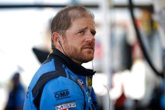 #86 Meyer Shank Racing w/ Curb-Agajanian Acura NSX GT3, GTD: Justin Marks