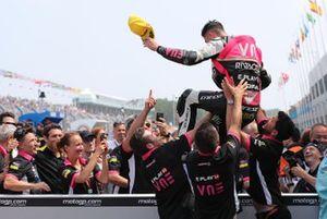 Racewinnaar Tony Arbolino, Team O