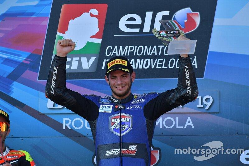Lorenzo Gabellini, MIE Honda