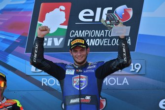 Lorenzo Gabellini, podio
