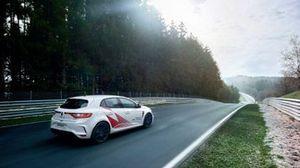 Renault Megane RS Trophy-R Nordschleife