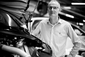 François Wales, Direttore di Peugeot