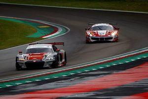 #7 Audi R8 LMS-GT3 PRO, Audi Sport Italia: Fontana-Drudi
