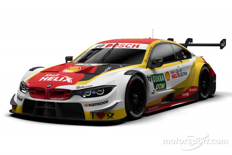Gallery Bmw Unveils Its Dtm Liveries For 2019