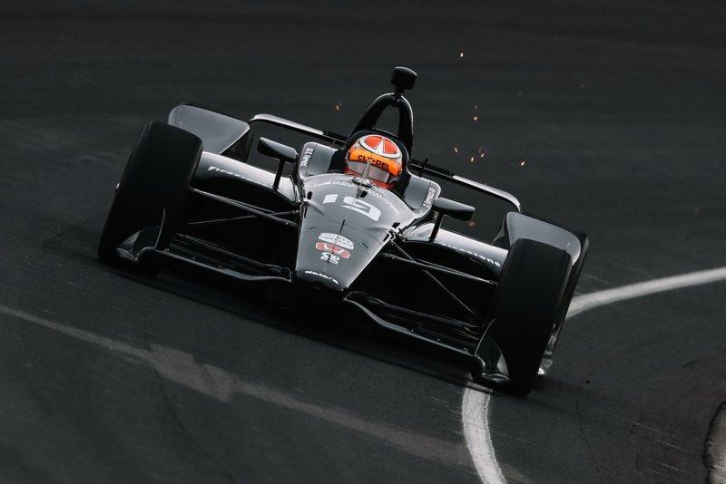 #19 Santino Ferrucci, Cly-Del Manufacturing, Dale Coyne Racing Honda