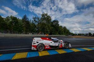 №7 Toyota Gazoo Racing Toyota TS050: Майк Конвей, Камуи Кобаяши, Хосе Мария Лопес