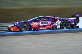 Бен Китинг, Йерун Блекемолен, Фелипе Фрага, Keating Motorsports, Ford GT (№85)