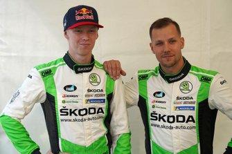 Kalle Rovanperä, Jonne Halttunen, ŠSkoda Motorsport ŠSkoda Fabia R5