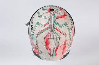 Diseño especial casco de Marc Márquez