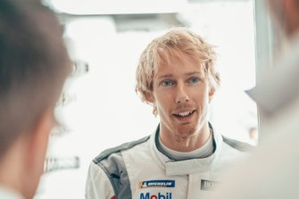 Brendon Hartley, Porsche Formula E
