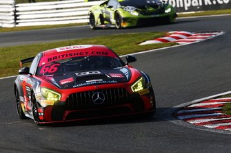 #66 Team Parker Racing Mercedes-AMG GT4: Nick Jones, Scott Malvern