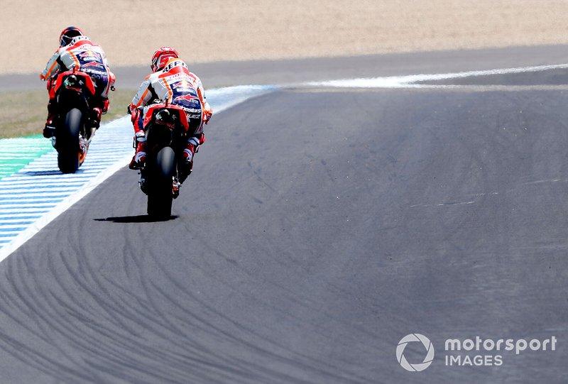 Jorge Lorenzo, Repsol Honda Team, Márc Marquez, Repsol Honda Team