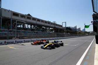 Лука Гьотто, UNI-Virtuosi Racing, и Махавеер Рагунатан, MP Motorsport
