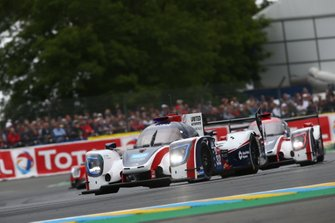 #32 United Autosports Ligier JSP217 Gibson: Will Owen. Alex Brundle, Ryan Cullen