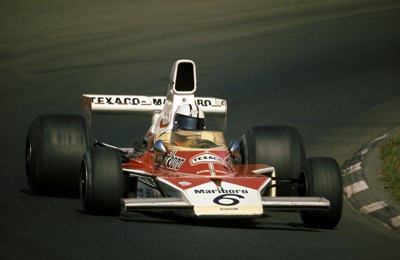 McLaren M23 Ford Cosworth- 16 victorias