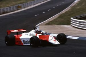 Ники Лауда, McLaren MP4/1E TAG Porsche