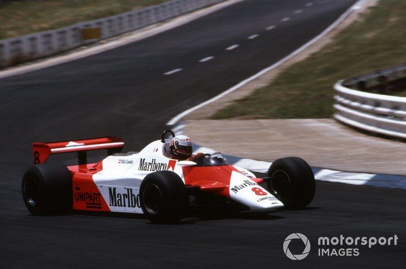 1982 : McLaren MP4/1