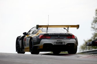 #98 Rowe Racing BMW M6 GT3: Connor De Philippi, Tom Blomqvist, Mikkel Jensen