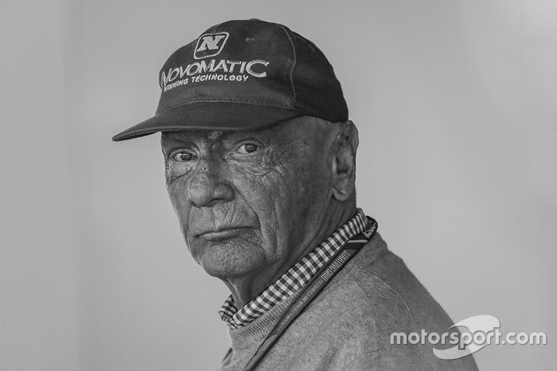 Obituary Niki lauda