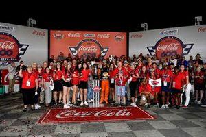 Martin Truex Jr., Joe Gibbs Racing, Toyota Camry Bass Pro Shops / TRACKER ATVs & Boats / USO wins